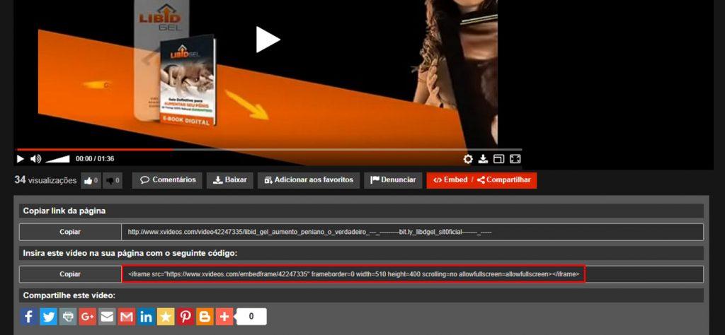 como-postar-um-vídeo-do-xvideos-no-seu-site